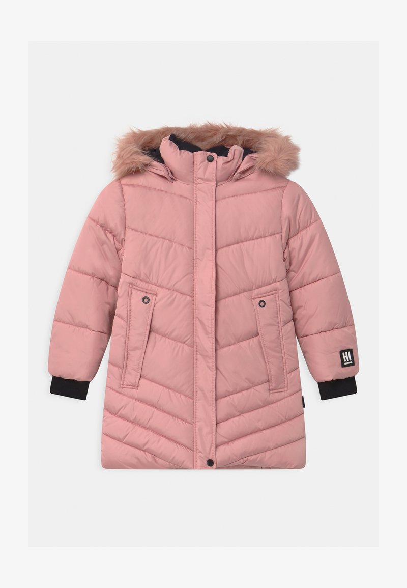 Name it - NKFMABECCA PUFFER - Winter coat - coral blush