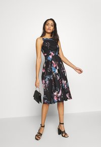 Little Mistress - MIDI PRINTED  - Cocktail dress / Party dress - multicolor - 1