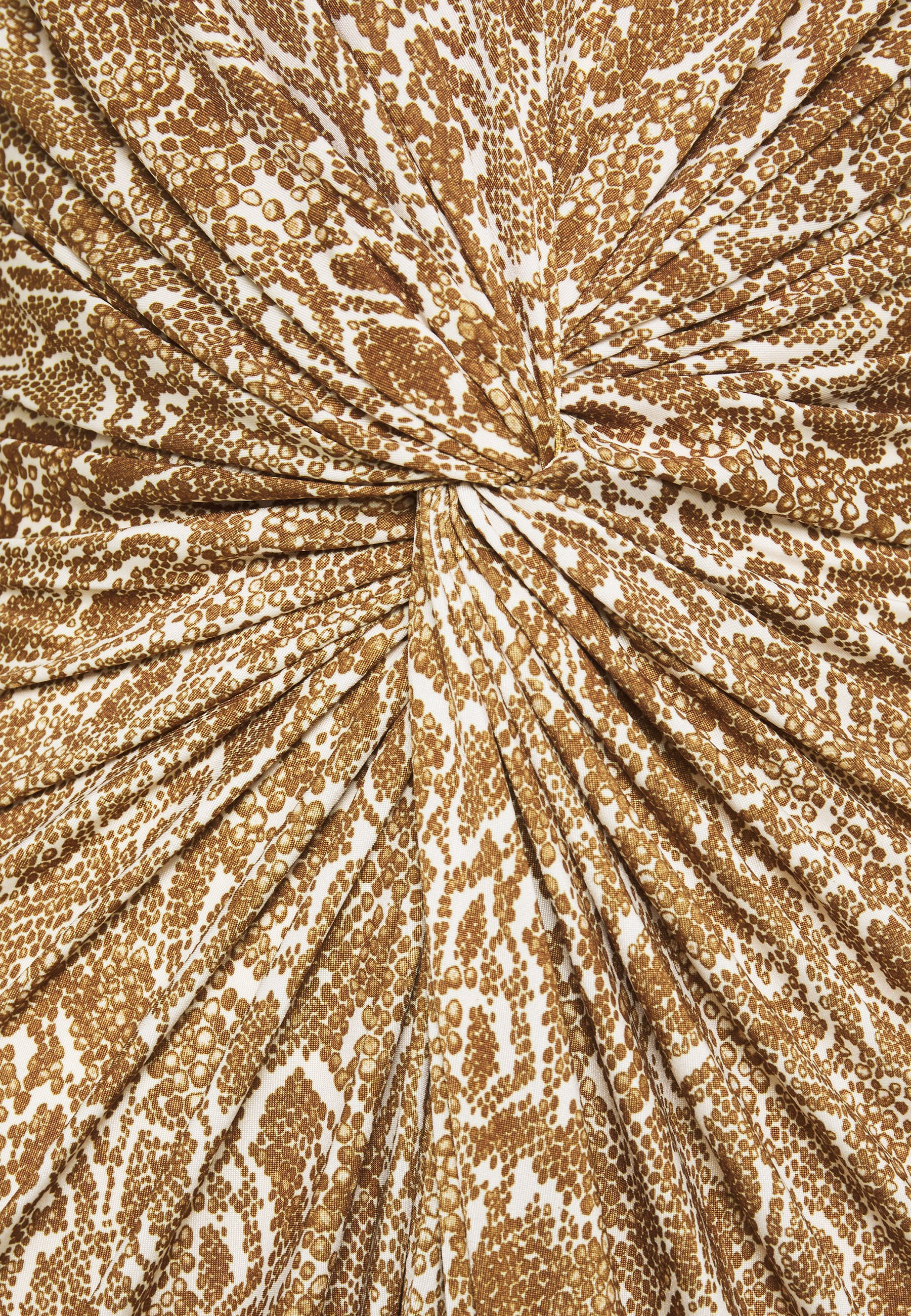 Ilse Jacobsen NICE DRESS LONG Jerseykleid cashew/beige