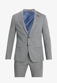 SLIM FIT SUIT - Oblek - grey