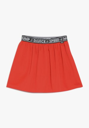 OLA - Sports skirt - coral red