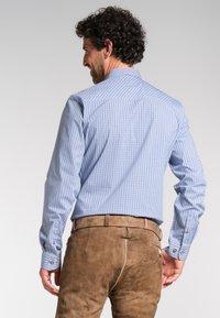 Spieth & Wensky - Shirt - blue - 1