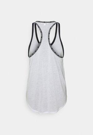 CORE LOGO TAPE TOP - Maglia del pigiama - classic white