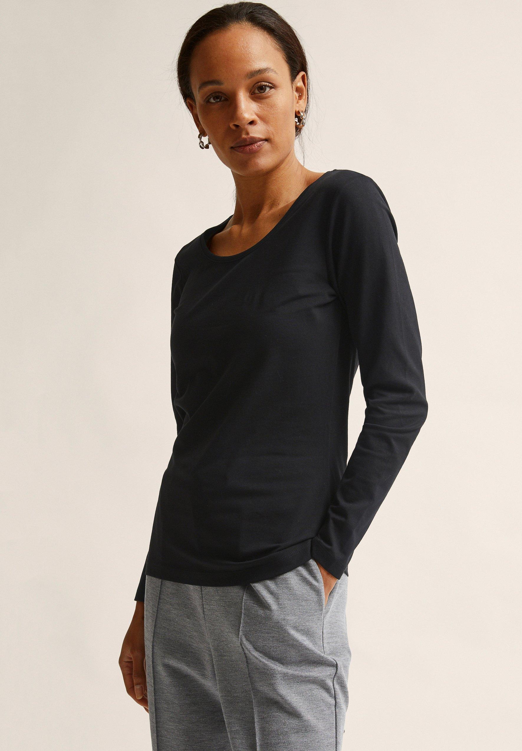 Femme ELISA  - T-shirt à manches longues