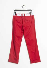 Tommy Hilfiger - Trousers - red - 1