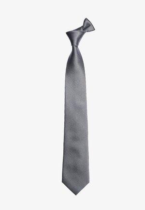 SIGNATURE  - Tie - grey