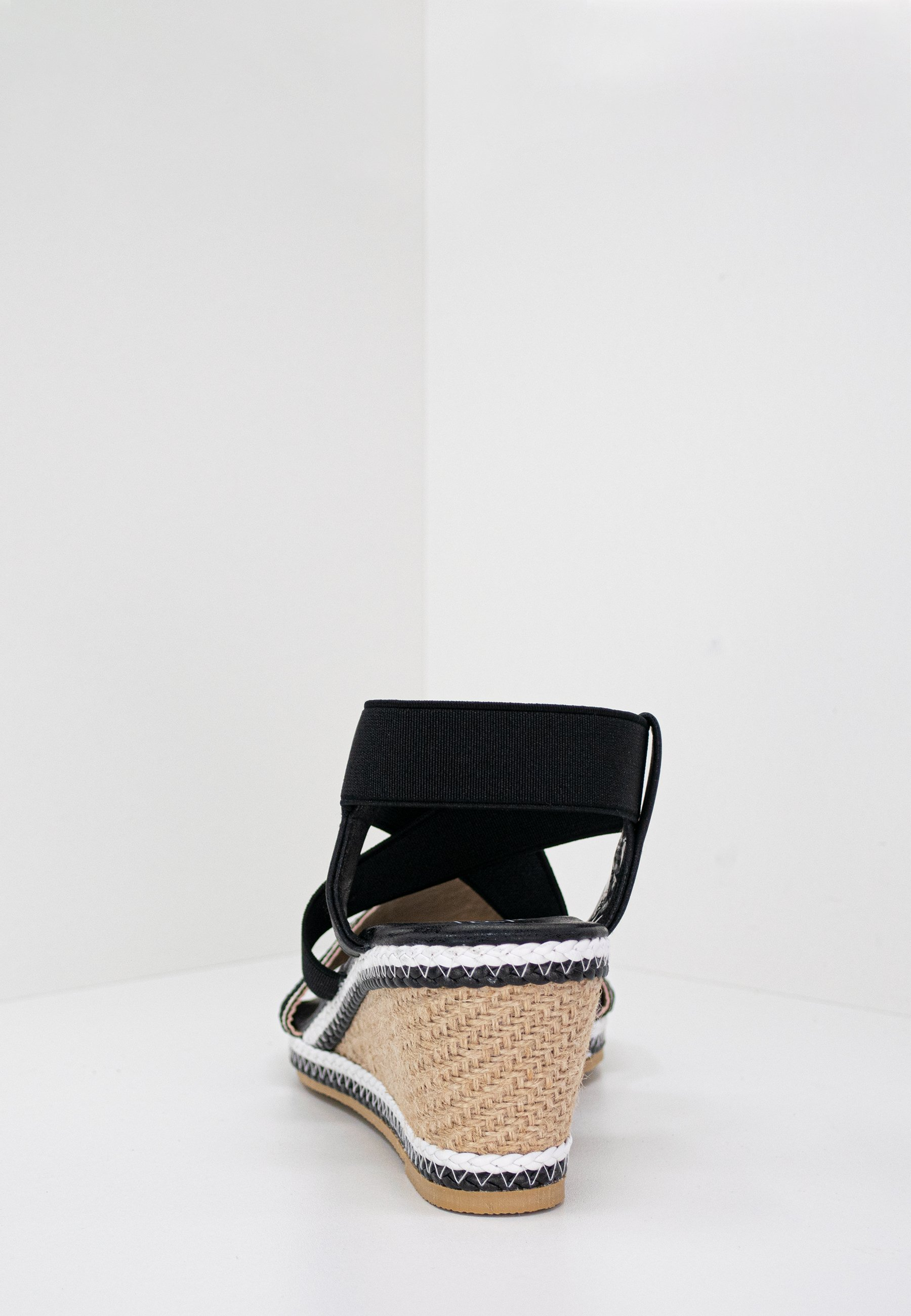 Fitters LIKA - Kilesandaler - schwarz