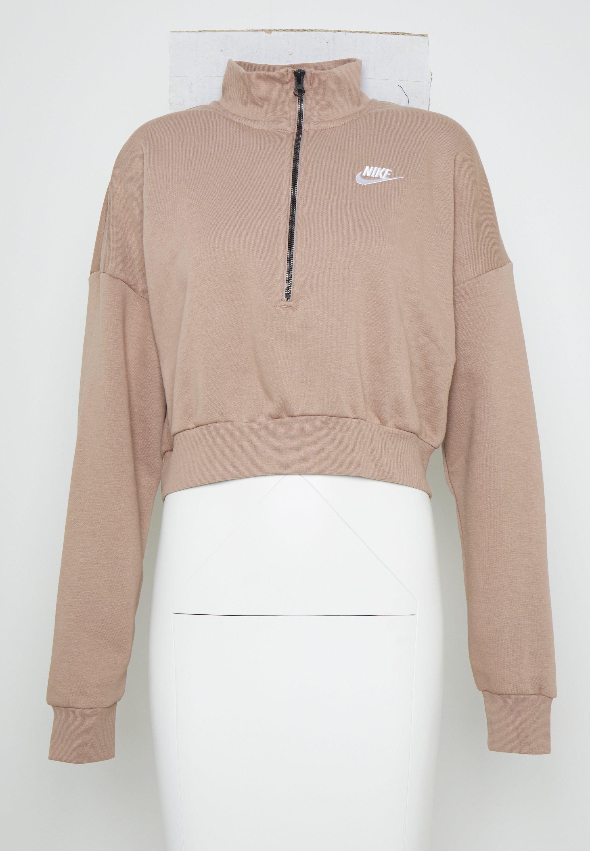 Nike Sportswear Sweatshirt desert dust(white)hellbraun