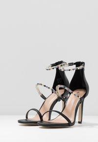 Call it Spring - SILVERTIP - High heeled sandals - black - 4