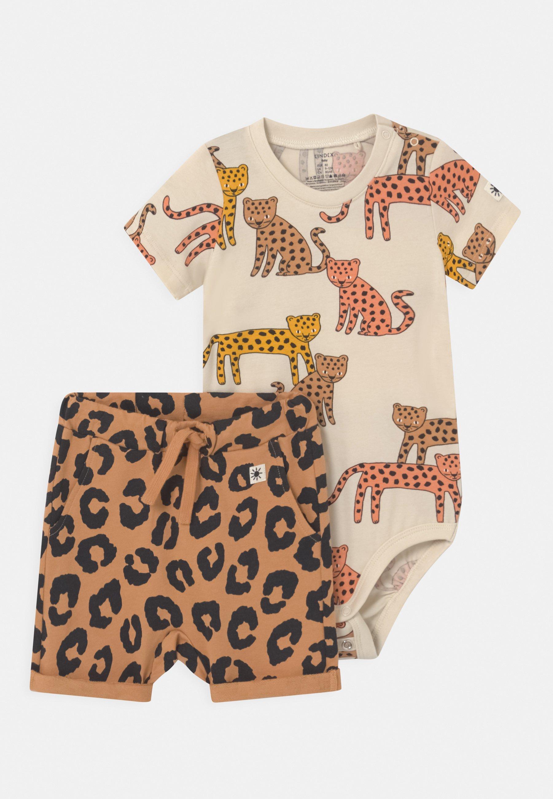 Kids LEO SET UNISEX - Print T-shirt