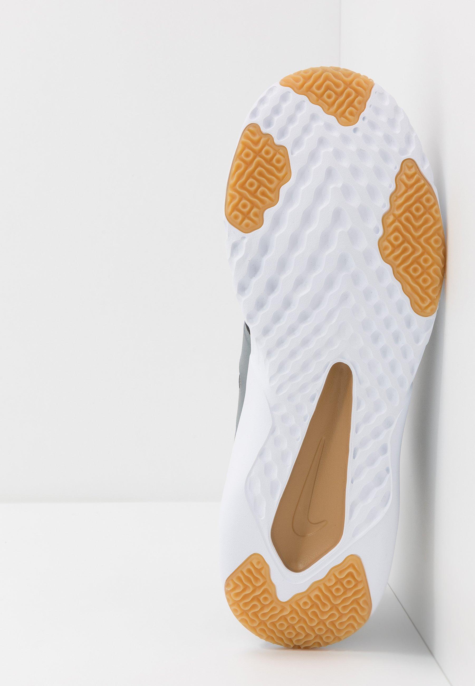 Nike Performance RENEW RETALIATION TRAINER - Trainings-/Fitnessschuh - dark smoke grey/white/smoke grey/light brown/grau - Herrenschuhe jejwQ