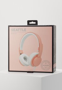 Urbanista - SEATTLE - Słuchawki - rose gold/pink - 4