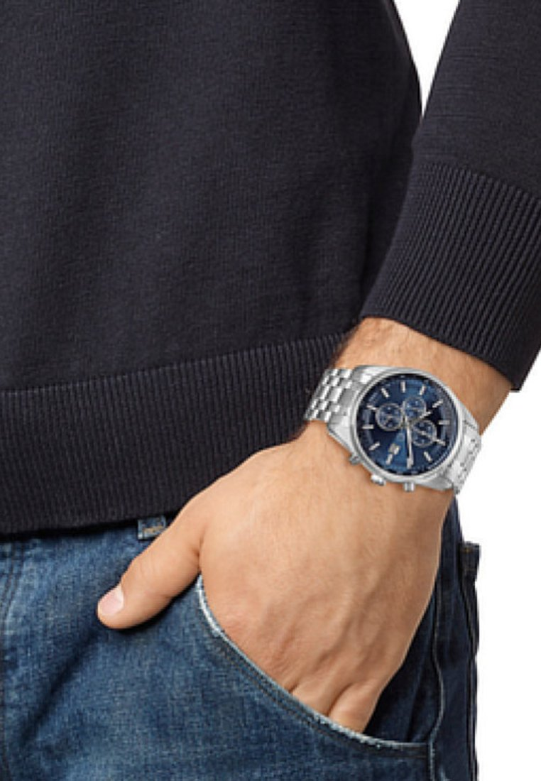C- Collection by CHRIST - Chronograph - silver-coloured
