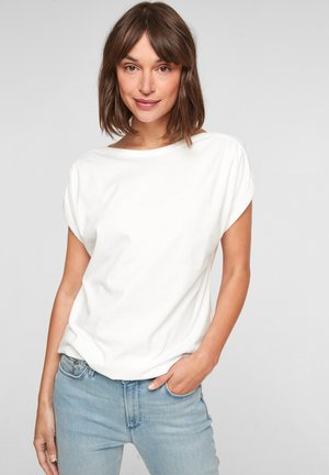 LOOSE FIT - Print T-shirt - offwhite