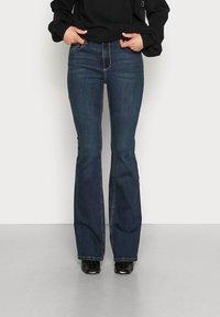 Liu Jo Jeans - BEAT - Bootcut jeans - blue arboga wash - 0