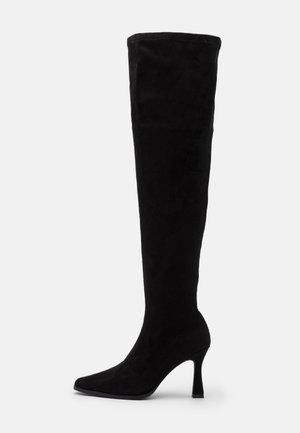 FEATURE BOOT - High heeled boots - black