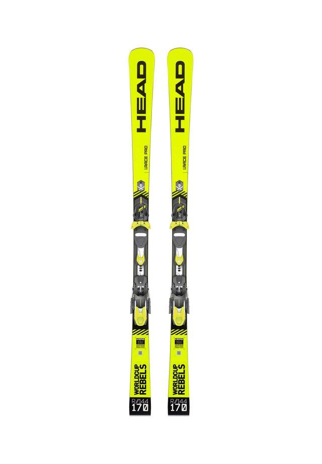 WORLDCUP REBELS I RACE PRO - Skiing - gelb (510)