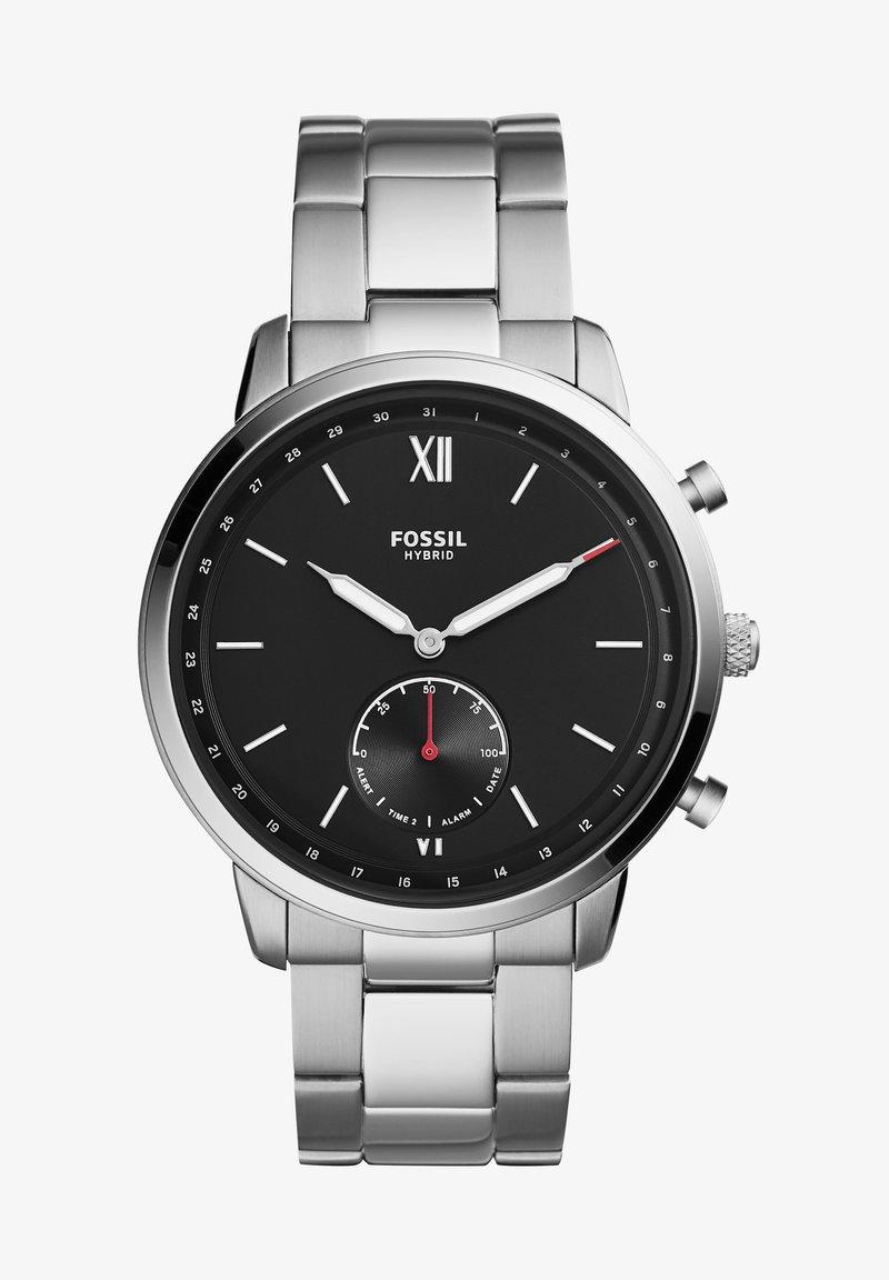 Fossil Smartwatches - NEUTRA HYBRID - Smartwatch - silver