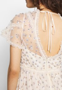 Needle & Thread - RUFFLE GLIMMER GOWN - Abito da sera - off-white - 4