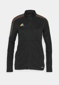 TIRO PRIDE - Training jacket - black