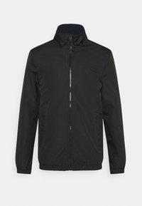 JORCOOPER - Light jacket - black