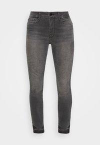 LEGS CROP - Jeans Skinny - black