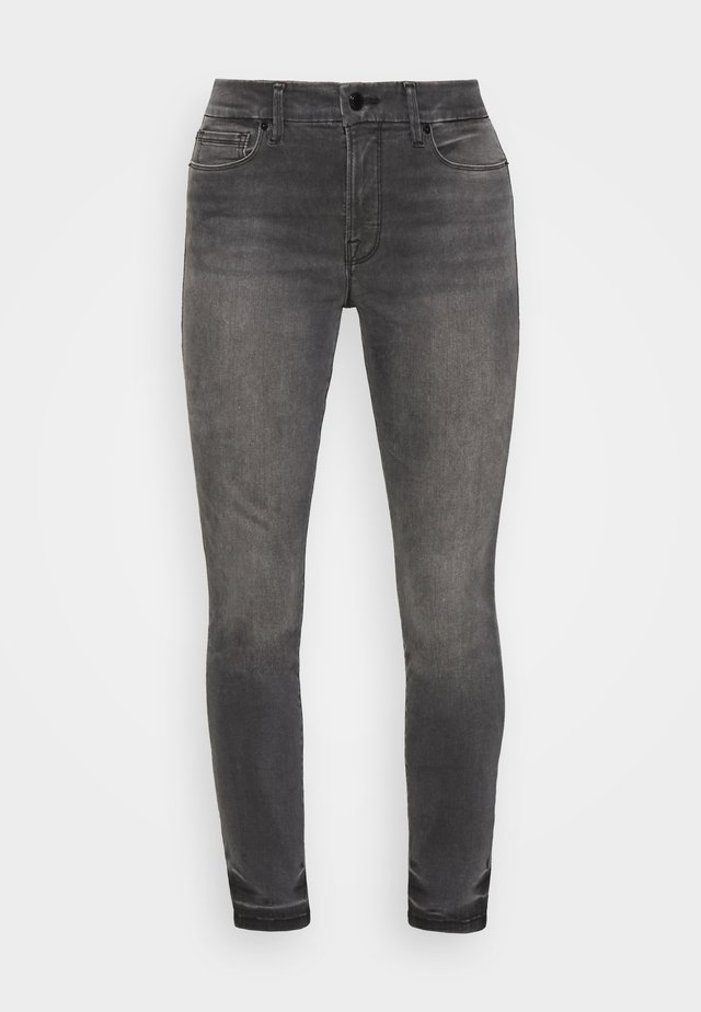 LEGS CROP - Jeans Skinny Fit - black