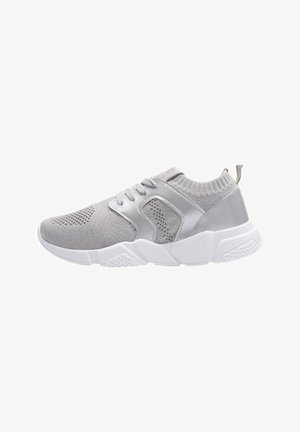 ATHLETIC - Baskets basses - silver
