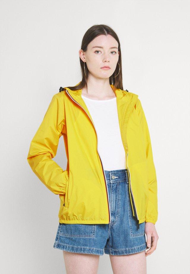 CLAUDETTE - Summer jacket - yellow dark