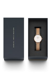 Daniel Wellington - PETITE MELROSE 28M - Zegarek - rosegold-coloured - 2