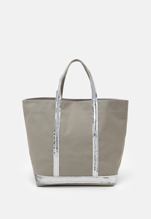 CABAS MOYEN - Shopping Bag - silver