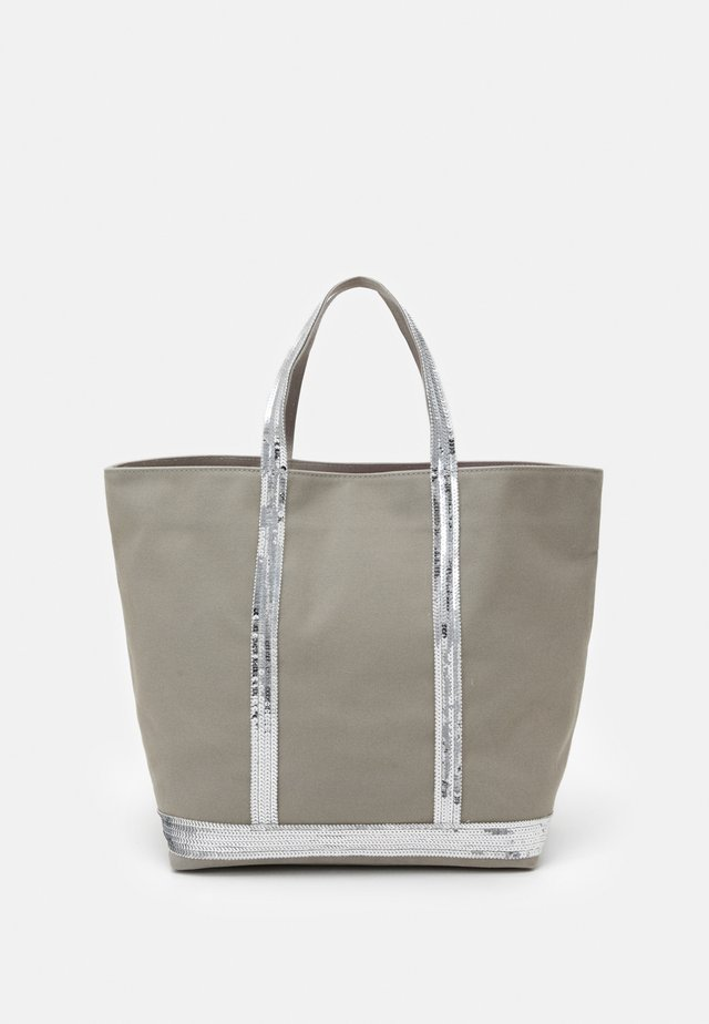 CABAS MOYEN - Shoppingveske - silver