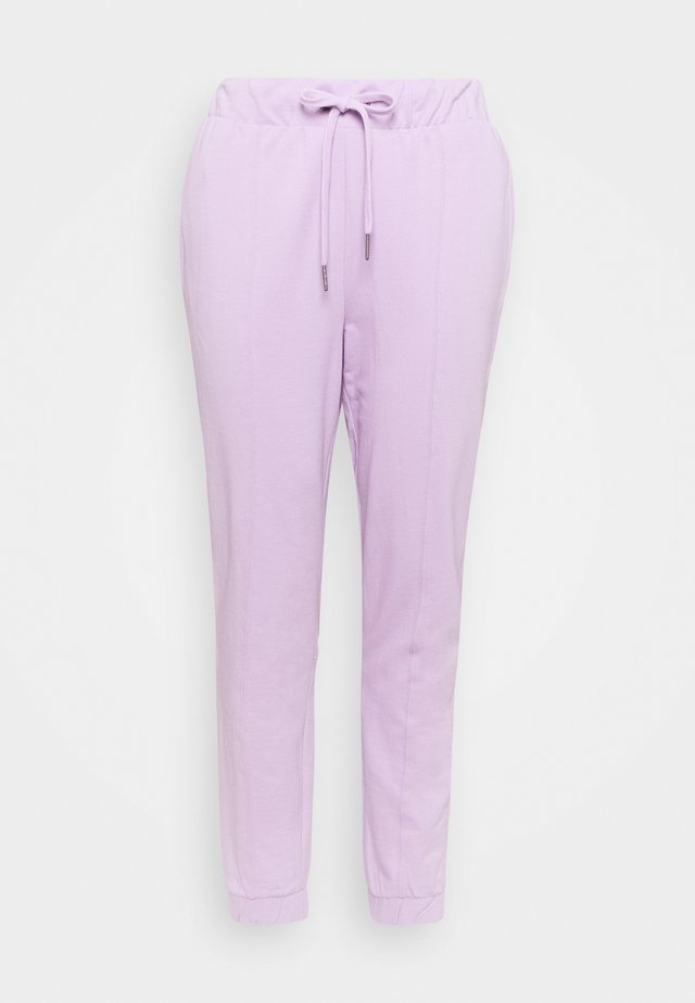NMMALOU PANTS - Trainingsbroek - orchid bloom