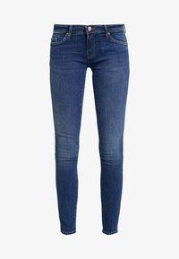 ONLY - ONLCORAL - Jeans Skinny Fit - dark blue denim - 3