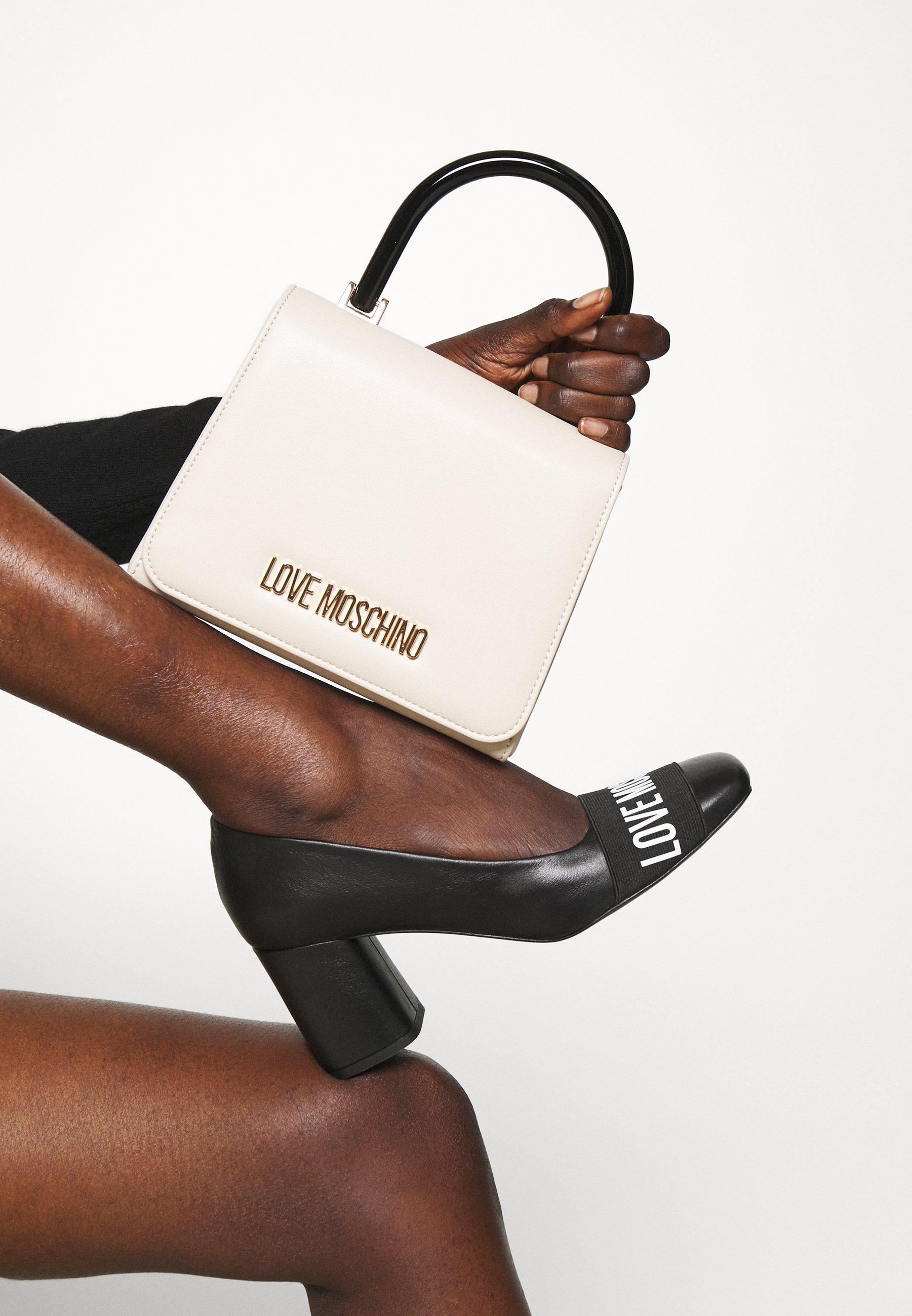 Women LOGO TOP HANDLE CROSSBODY - Across body bag