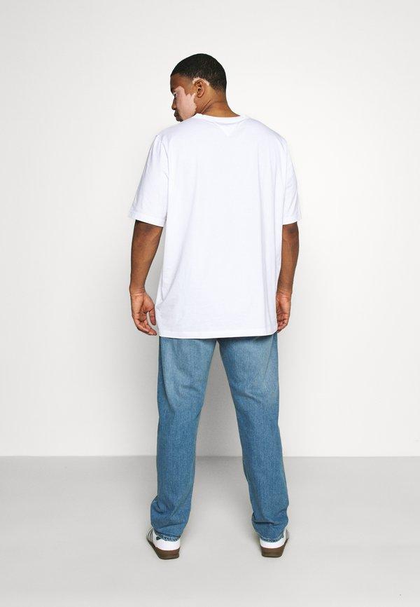 Levi's® Plus 502™ TAPER - Jeansy Straight Leg - goin to pot adv/jasnoniebieski Odzież Męska HDLT