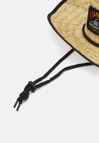 Billabong - PIPE TIDES UNISEX - Hat - natural - 3