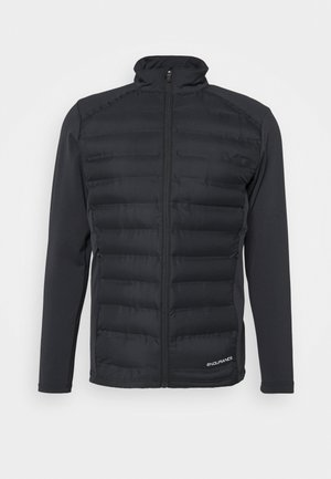 MIDAN HOT FUSED HYBRID JACKET - Løbejakker - black