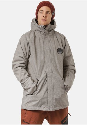 NOTCH UP - Snowboard jacket - grey marle