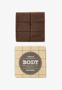 BODY SOAP - Soap bar - MANUKA HONEY & CHOCO