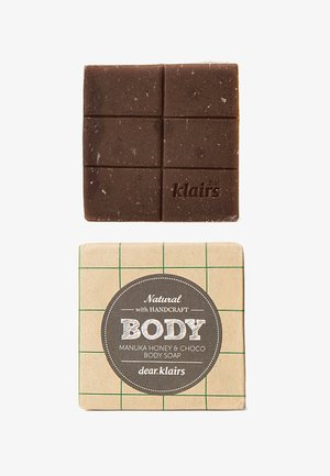 BODY SOAP - Soap bar - MANUKA HONEY & CHOCO