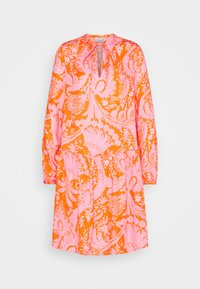 Emily van den Bergh - Day dress - orange/pink - 0