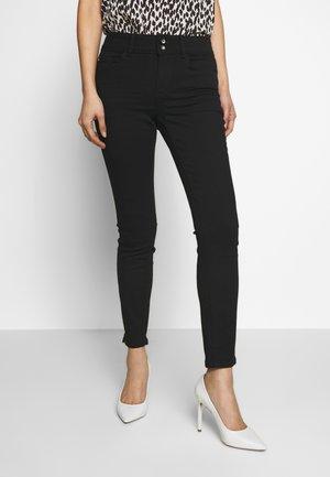 ALEXA - Skinny džíny - black denim
