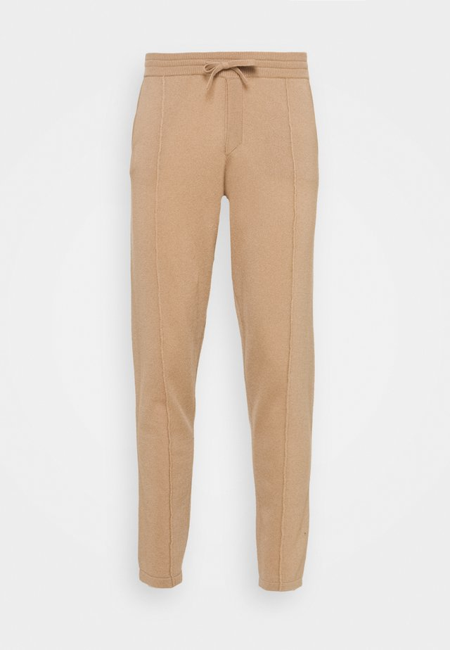 TROUSERS - Trainingsbroek - camel