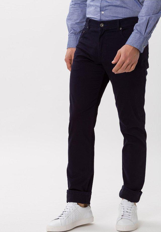 COOPER - Jeans Straight Leg - dunkelblau