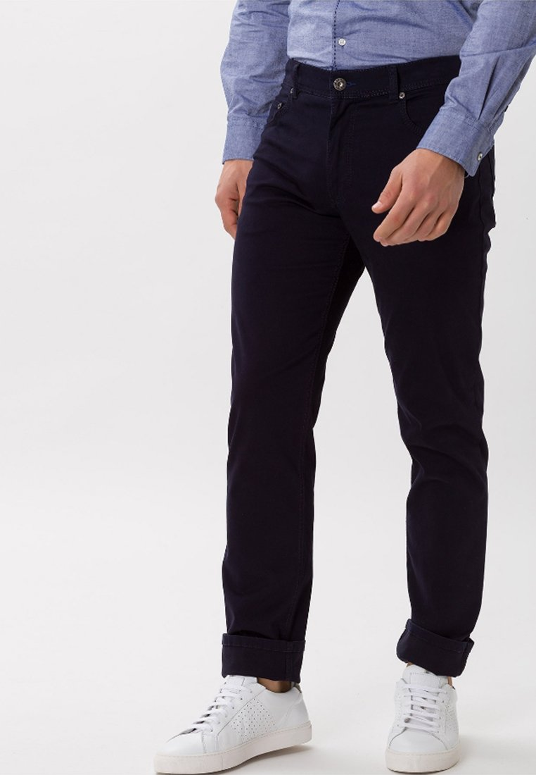 BRAX - STYLE COOPER - Straight leg jeans - dunkelblau