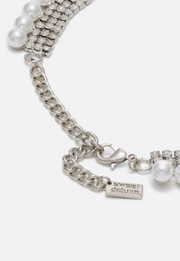 sweet deluxe - Necklace - silver-coloured - 1