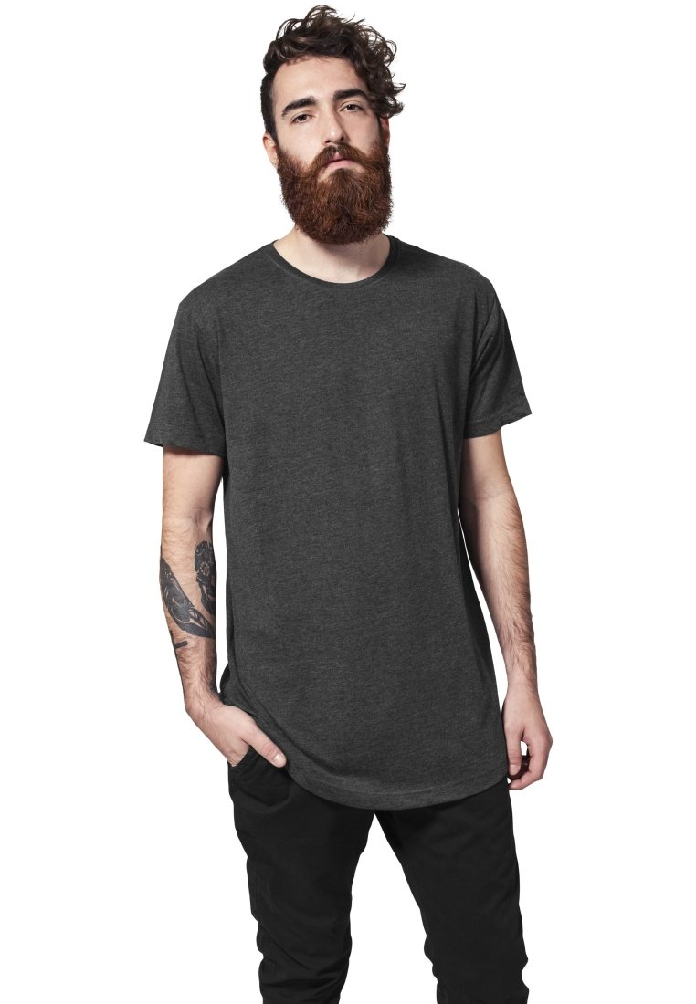 Homme SHAPED LONG TEE DO NOT USE - T-shirt basique