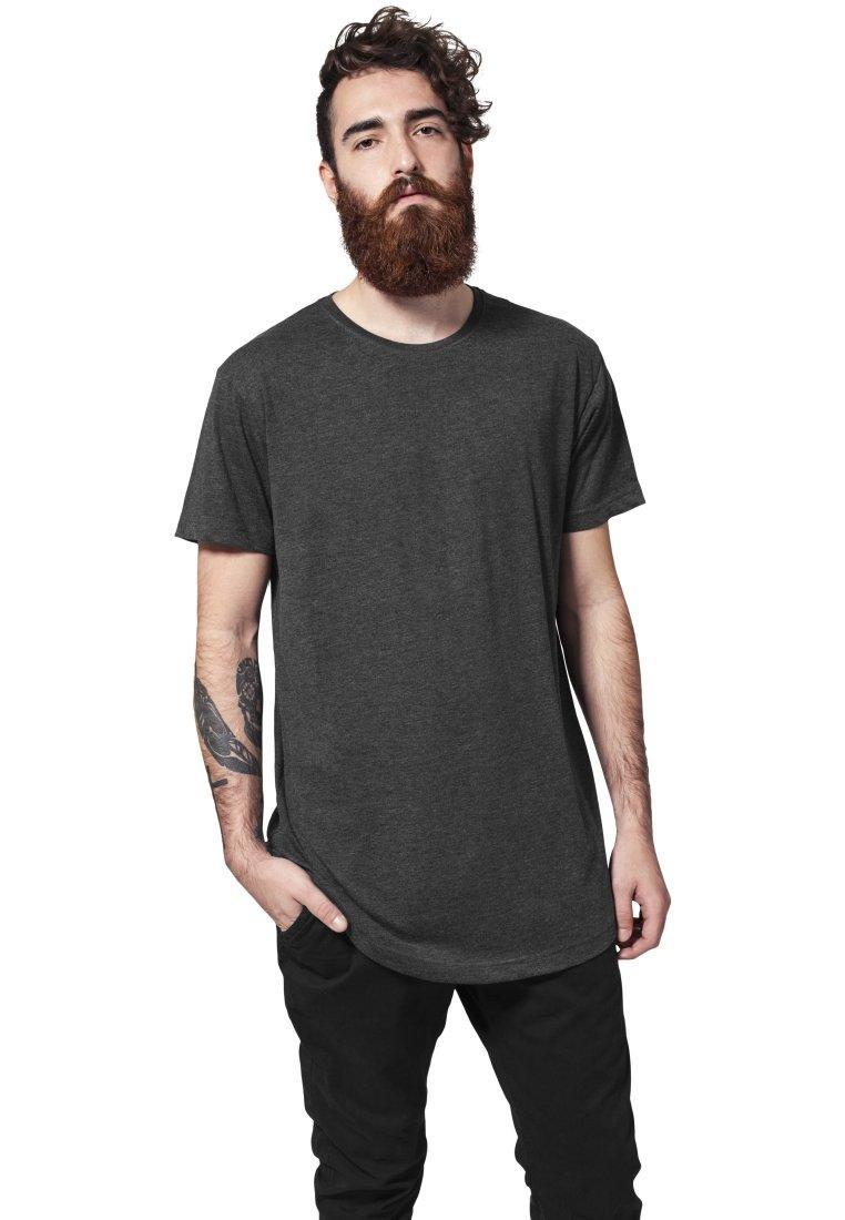 Urban Classics - SHAPED LONG TEE DO NOT USE - Basic T-shirt - charcoal