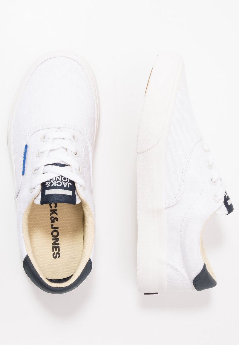 Jack & Jones Junior - JRMORK - Zapatillas - bright white